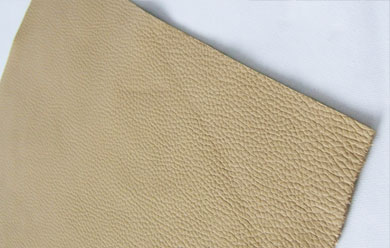 Blickstoff - Druck auf Leder Bild 2