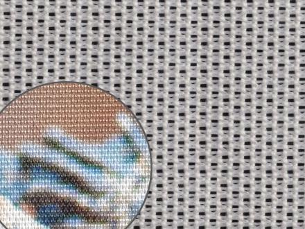 Blickstoff - Öko Mesh Banner Bild 2