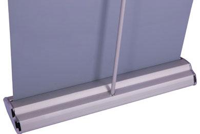 Blickstoff Werbedisplay Roll-Up Business Detail Bild 2