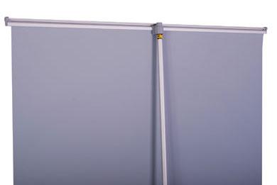 Blickstoff Werbedisplay Roll-Up Business Detail Bild 7