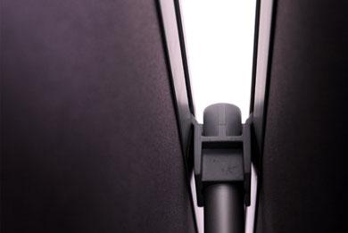 Blickstoff Werbedisplay Roll-Up Business doppelseitig Detail Bild 5