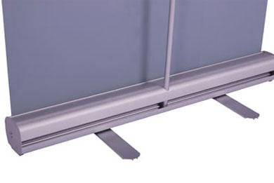 Blickstoff Werbedisplay Roll-Up Eco Detail Bild 1