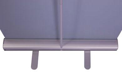 Blickstoff Werbedisplay Roll-Up Eco Detail Bild 2
