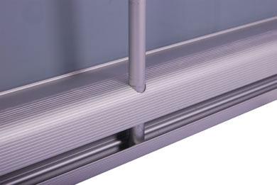 Blickstoff Werbedisplay Roll-Up Eco Detail Bild 3