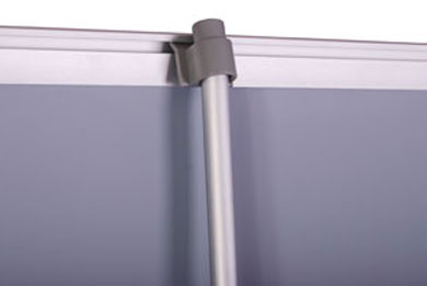 Blickstoff Werbedisplay Roll-Up Eco Detail Bild 5
