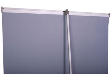 Blickstoff Werbedisplay Roll-Up Eco Detail Bild 6